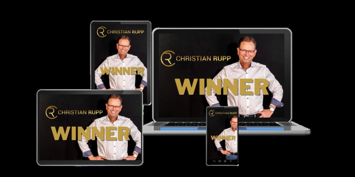 Lebens Neuorientierung WINNER-Programm Christian Rupp