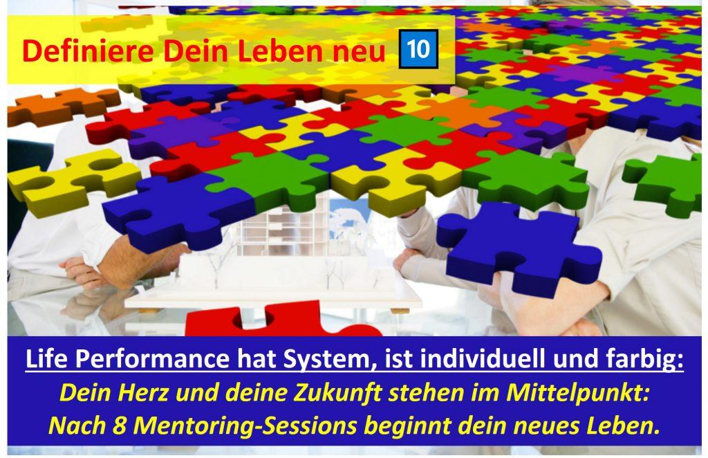 Systemisches Coaching und Design your Life